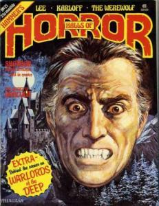 Halls of Horror #21, VF- (Stock photo)