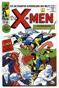 X-MEN #1 1999-HTF  Rare German Reprint- VF/NM