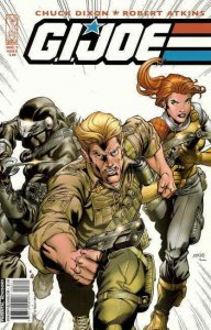 G.I. Joe (IDW) #3B VF/NM; IDW | save on shipping - details inside