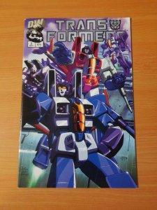 Transformers Generation 1 #2 ~ NEAR MINT NM ~ (2002, DW Comics)