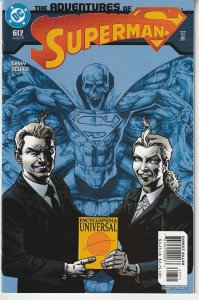 Adventures of Superman # 617,618,619,620,621,622  Mxyptlk Twins, Cannibal Planet