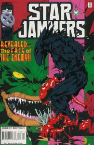 Starjammers #3 VF/NM; Marvel | save on shipping - details inside