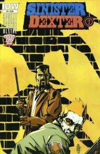 Sinister Dexter (2nd Series) #3 VF/NM; IDW | save on shipping - details inside