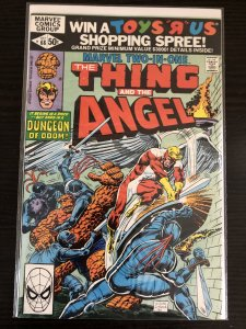 Marvel Two-in-One The Thing and the Angel #68 VF