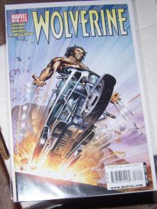 WOLVERINE #73  2014 marvel    Variant Cover by adam kubert