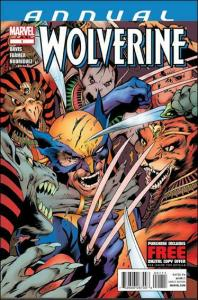 Wolverine (4th Series) Annual #1 VF; Marvel | save on shipping - details inside
