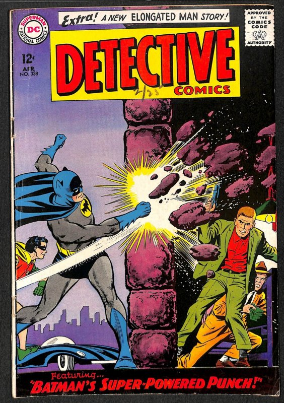 Detective Comics #338 (1965)