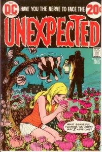 UNEXPECTED (TALES OF) 145 VF-   March 1973 COMICS BOOK