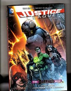 Justice League Vol. 7 DC Comics HARDCOVER Graphic Novel Comic Book SEALED J355