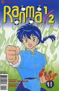 Ranma 1/2 Part 6 #11 VF/NM; Viz | save on shipping - details inside