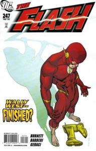 Flash (2nd Series) #247 VF; DC   save on shipping - details inside