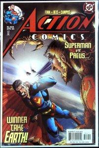 Action Comics #824 (2005)
