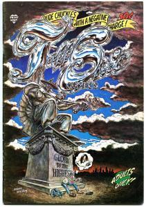 TUFF SH*T #1, VG+, Robert Williams Crumb, Underground, 1972,1st,more UG in store