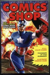 Comics Shop, 2010 Comic Book Price Guide, Thompson, VF/NM
