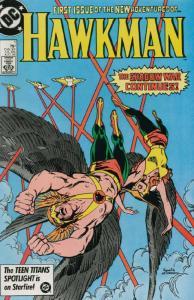 HAWKMAN (1986,1993,2002) 3-Series, 25-Different, JSA &
