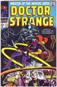 Doctor Strange #175 (Dec-68) VF+ High-Grade Dr. Strange