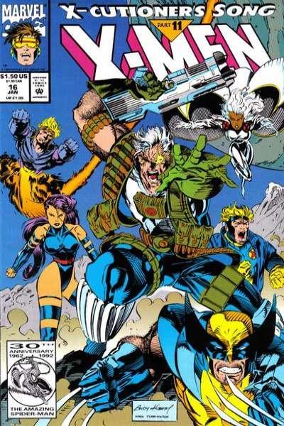 X-Men (1991 series) #16, NM (Stock photo)