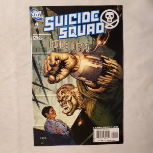 Suicide Squad 4 Very Fine/Near Mint Cover by John K. Snyder