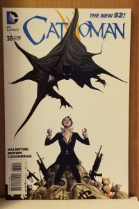Catwoman #38 (2015)