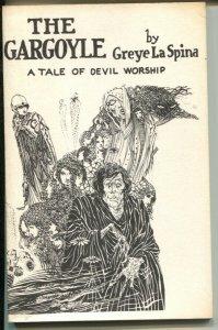 Lost Fantasies #3 -The Gargoyle-Greye La Spina-Weird Tales 6/1932 reprint-FN