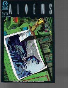 Aliens: #2 (Dark Horse, 1988)