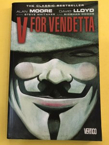 V For Vendetta New Edition TP by Moore, Alan Book The Fast Free Shipping
