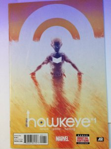All New Hawkeye #1 2015 Marvel Comics Perez Lemire Herring NM