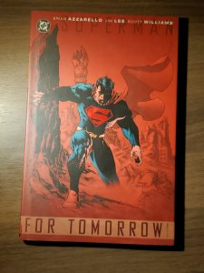 Superman HC VOL 01: For Tomorrow (2006) - Used, Like New