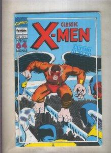 Classic X Men volumen 2 numero 10: Ante todos ustedes El Mimico (numerado 3 e...