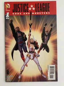 Justice League Gods and Monsters #1 (DC Comics) NM