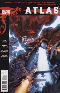Atlas (Marvel) #3 VF/NM; Marvel | save on shipping - details inside