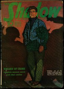 SHADOW 1939 AUG 15-RARE PULP-HIGH GRADE-STREET & SMITH VF