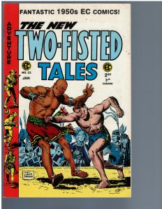 Two-Fisted Tales #22 (1998)