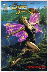 GRIMM FAIRY TALES 53, VF+, Fairy, Dwarf, Zenescope, 2005, more GFT in store