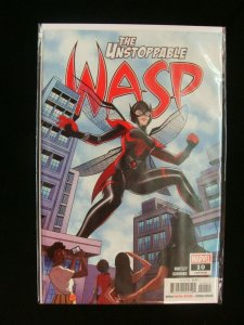Marvel The Unstoppable Wasp #10 Whitley Gurihiru Comic Book