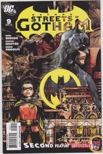 Batman: Streets of Gotham #9 (2010)