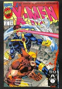 X-Men #1  Marvel Comics