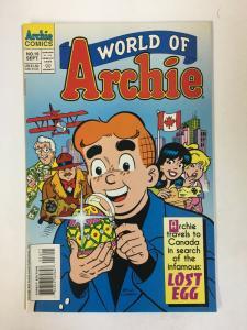 WORLD OF ARCHIE (1992)16 VF-NM Nov 1995 COMICS BOOK