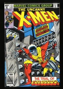 X-Men #122 VF+ 8.5 1st Mastermind!