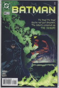 Batman #544