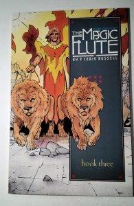 Magic Flute #3 Eclipse Comic Book J756