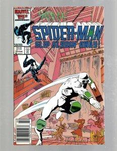 12 Web of Spider-Man Marvel Comic Books #2 4 5 6 11 13 14 19 21 23 24 29 GB2