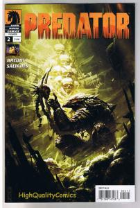 PREDATOR #2, VF, John Arcudi, Horror, Sci-Fi, 2009, more Dark Horse in store
