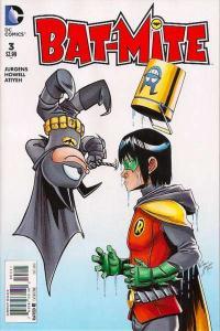 Bat-Mite #3, VF+ (Stock photo)