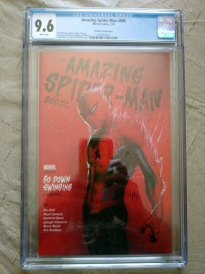 AMAZING SPIDER-MAN #800 CGC 9.6 NM+ DELL'OTTO VARIANT COVER 1:25 (2018)