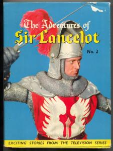 The Adventures of Sir Lancelot #2 1958- hardcover