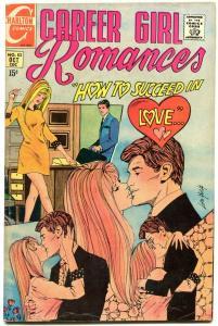 Career Girl Romances #53 1969-Charlton Silver Age- FN