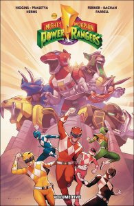 Mighty Morphin Power Rangers (5th Series) TPB #5 VF/NM; Boom! | save on shipping
