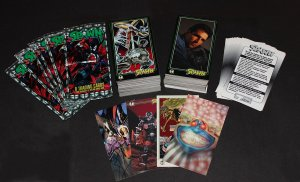 1995 SPAWN COMPLETE 152 CARD SET   MINT