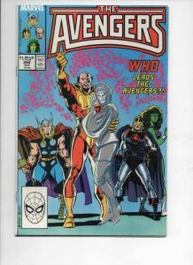 AVENGERS #294, VF/NM, Thor, Black Knight, She-Hulk, 1963 1988, Marvel